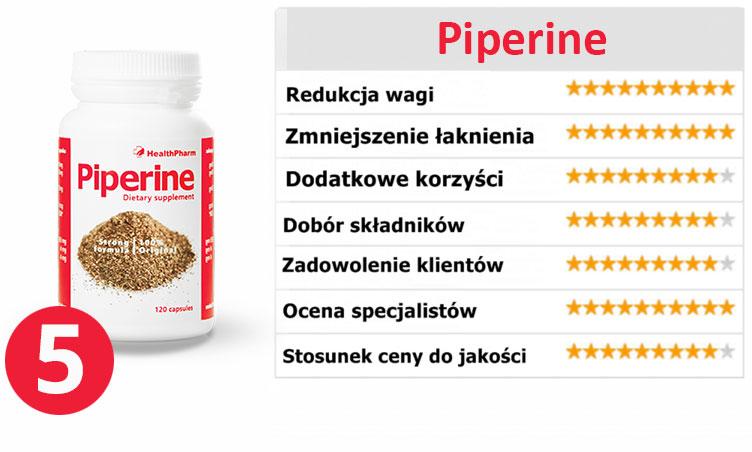 Piperine - piperyna