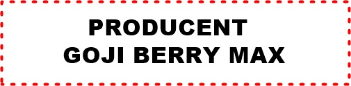 Goji berry max opinie